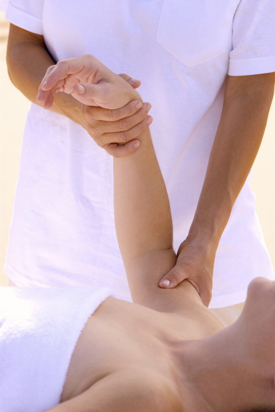 Massage endométriose