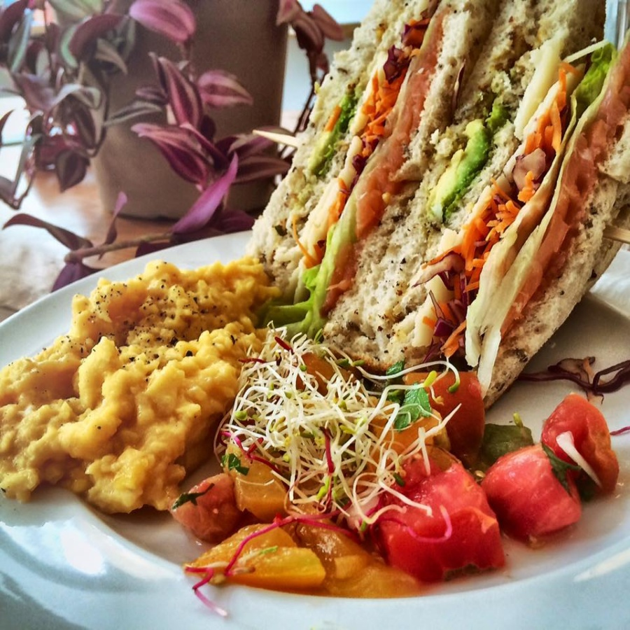 Konditori - Club sandwich