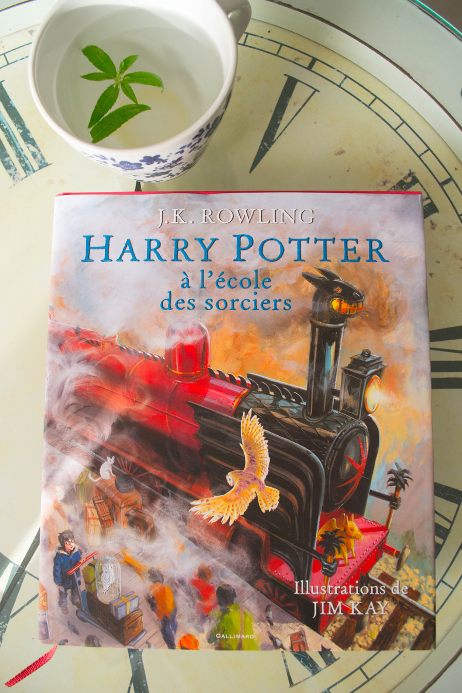 Harry Potter version illustrée