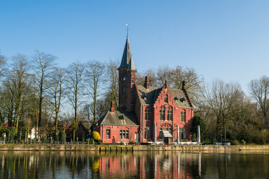 Minnewaterpark - Bruges